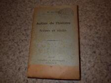 1898.Autour de l'histoire.Scènes et récits (Antiquité Italie).Baunard