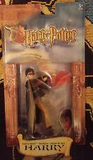 Harry Potter jeté un sort figure Mattel Jouet en boîte avec baguette et Gryffondor Robe