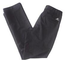Adidas 32x32 Black Pants Golf Casual Nylon Polyester Spandex