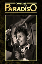 Cinema Paradiso Movie Poster Fridge Refrigerator Magnet 494Mv