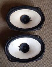 """Pair of Pioneer Dual Cone TS- 693P  6"""" x 9"""" CAR SPEAKERS 120W"""