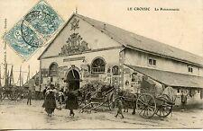 CARTE POSTALE / LE CROISIC LA POISSONNERIE