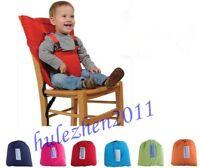 New Fashion travel Baby High Chair belt Seat Infant Sack n Sacking Seat Child