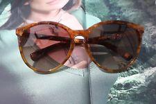 Original Christian Dior Entracte 1FS Damen Sonnenbrille havana braun verlaufend