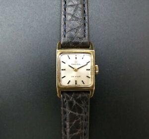 Women's Quality Vintage OMEGA 'De Ville' 17Jewel Wrist Watch. 1969. VGC Working