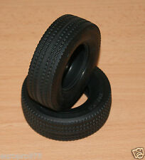Tamiya 56319 Reefer/Container Trailer/Actros, 9808176/19808176 Tires/Tyres, NEW