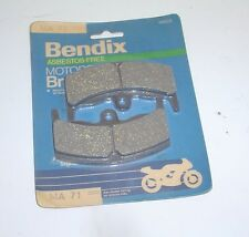 HONDA CBX 400 CBX  550 NV400  VT 400 VF400  BENDIX  BRAKE PADS MA71