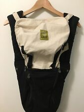 L�LlÉbaby Complete Six Position All Seasons Baby Carrier - Black