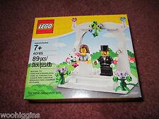 LEGO BRIDE AND GROOM WEDDING SET 40165 - NEW/BOXED/SEALED