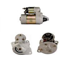Fits FIAT Punto II 1.2 16V Starter Motor 1999-2003 - 10468UK