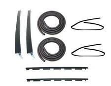 Fairchild Industries Belt Weatherstrip--Window Channel--Door Seal Kit KG1020-8