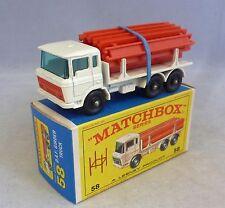 Lesney Matchbox Toys MB58c DAF Viga Camión
