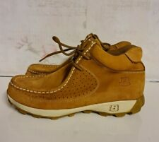 Buffalino Herren High top Leder Sneakers Gr. 43 UK 9 Braun