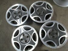 ORIGINAL VW GOLF III FELGENSATZ IN 6Jx15 ET45 4x100mm  1H0601025E