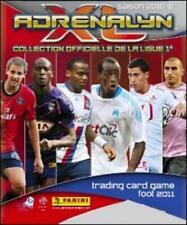 LILLE - CARTE PANINI - ADRENALYN FOOT 2010 / 2011 - TRADING CARD - a choisir