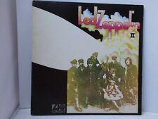 Led Zeppelin:  II UK  EX  LP  Rare STRAWBERRY Pressing