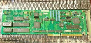 RARE VINTAGE DATA TECHNOLOGY 5287 CR 16 BIT ISA RLL FLOPPY HARD DRIVE CONTROLLER
