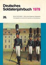 Deutsches Soldatenjahrbuch 1978 26. Deutscher Soldatenkalender Bundeswehr 2.WK