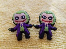 JOKER PAIR shoe charms/cake toppers!! FAST USA SHIPPING