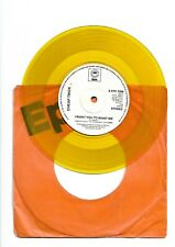 Cheap Trick - I Want You To Want Me (Yellow vinyl) 7'' single 45