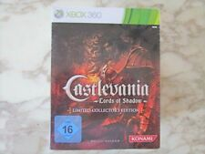 Castlevania Lords of Shadow Collector Limited Edition Xbox 360 NEW