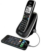 UNIDEN 8115 DIGITAL CORDLESS PHONE BLUETOOTH POWER FAILURE BACK UP USB CHARGE