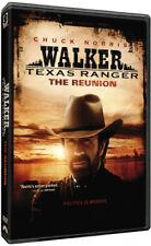 Walker Texas Ranger: The Reunion [New DVD] Full Frame, Subtitled, Sensormatic