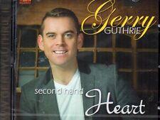 Gerry Guthrie - Secondhand Heart Audio CD
