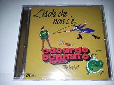 cd musica EDOARDO BENNATO L'ISOLA CHE NON C'E'