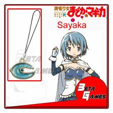 Puella Magi Madoka Magica Cosplay Soul Gem 3 strap Sayaka metal accessories