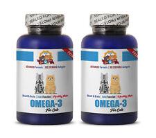 cat fat supplement - CAT OMEGA 3 FATTY ACIDS - cat fish oil chews 2B