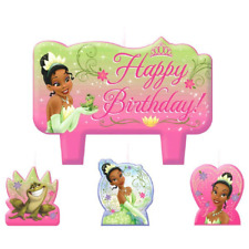 Disney Princess and the Frog Tiana Birthday Cake Candle