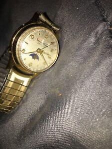 enicar watch vintage