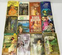 Miscellaneous Romance Books Lot of 28