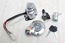 FOR Honda Rebel CA 250 CMX 250 C 96-13 IGNITION LOCK SET With KEY New