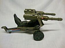 GI Joe Vehicle Whirl Wind Twin Battle Gun Engine Cover 1982 Original Part