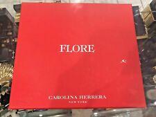Carolina Herrera GIFT SET FLORE spray100ml/body lotion100ml/bath and shower100ml