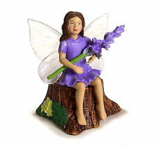Fairy Garden Mini - Secret Garden Flower Fairies - Lavender