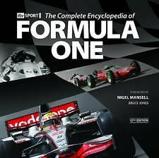 ITV Sport Complete Encyclopedia of Formula One, Bruce Jones, New Book