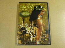 DVD / EMANUELLE AND THE LAST CANNIBALS ( LAURA GEMSER, GABRIELE TINTI.. )