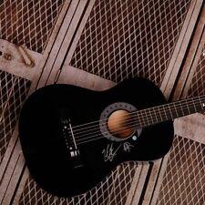 Joan Baez American Folk Musician Authentic Signed Acoustic Guitar Bas #f84562 Autographs-original Guitar & Guitar Picks