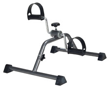 Portable Exercise Peddler Adjustable Under Desk Office Fitness Bike Cycle Cardio