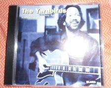 CD The YARDBIRDS Blue Eyed Blues ERIC CLAPTON JEFF BECK JIMMY PAGE R&B Mods