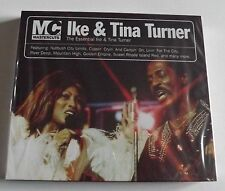 IKE AND TINA TURNER THE ESSENTIAL CD ALBUM SEALED