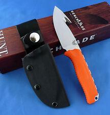Benchmade Hunt 15009-ORG Steep Country Knife w/Hook Orange S30V