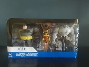 Batman New Adventures Robin, mutant Leader 3pack Dc Collectibles Animated series