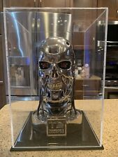 Terminator 2 Full Size 1:1 Bust Hollywood Collector Studio T-800