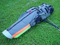 """Wills Wing Z5 Pod Harness Hang Glider Gliding SMALL 5'4"""" +/- EXCELLENT CONDITION"""