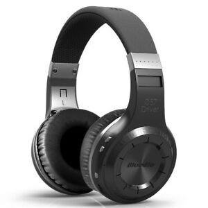 Bluedio HT (Shooting Brake) Wireless Bluetooth 4.1 Stereo Headphones with Mic