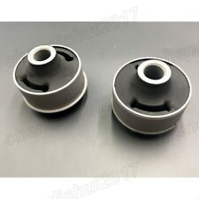 2 FRONT LOWER CONTROL ARM BUSHING for 2003-2012 TOYOTA COROLLA MATRIX PRIUS VIBE